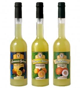 liquori agli agrumi